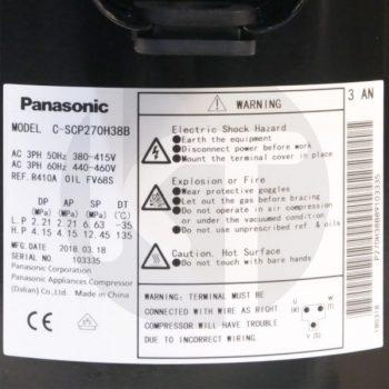 Компрессор для кондиционера Panasonic C-SCP270H38B