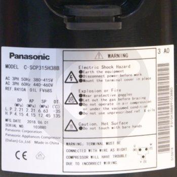 Компрессор для кондиционера Panasonic C-SCP315H38B