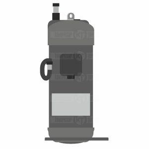 Компрессор для кондиционера Daikin JT90G-YE