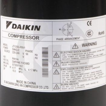 Компрессор для кондиционера Daikin JT125G-P8V1