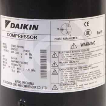 Компрессор для кондиционера Daikin JT90G-P8V1N