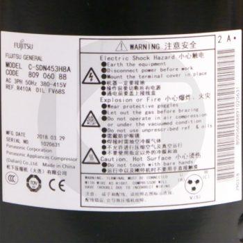 Компрессор для кондиционера Fujitsu General C-SDN453H8A