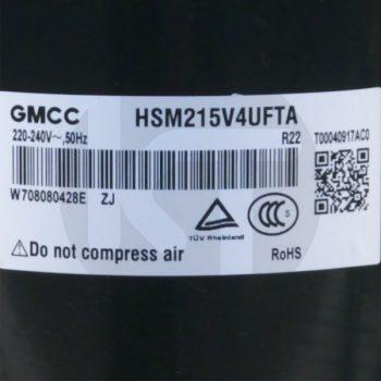 Компрессор для кондиционера GMCC HSM215V4UFTA