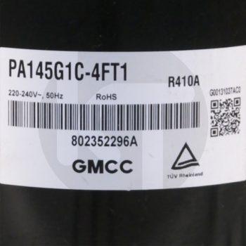 Компрессор для кондиционера GMCC PA145G1C-4FT