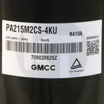 Компрессор для кондиционера GMCC PA215M2CS-4KU