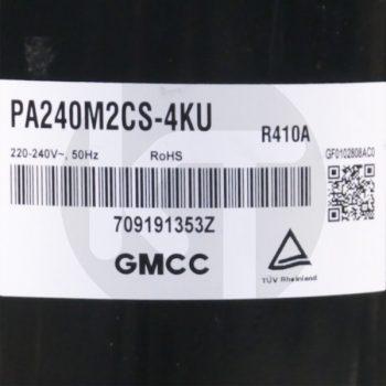 Компрессор для кондиционера GMCC PA240M2CS-4KU