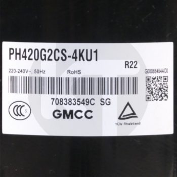 Компрессор для кондиционера GMCC PH420G2CS-4KU1