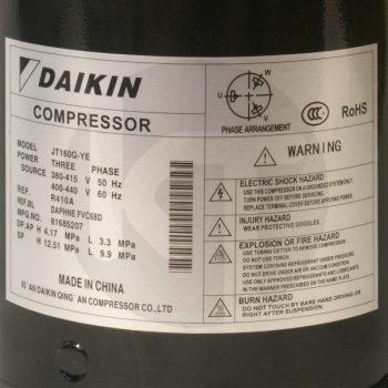 Спиральный компрессор Daikin JT160G-YE