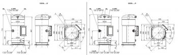 Спиральный компрессор Bitzer Orbit Boreal GSD80235VW